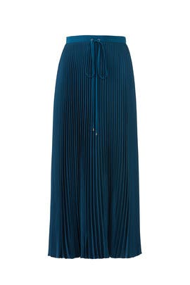 Mendini Pleated Skirt by Tibi