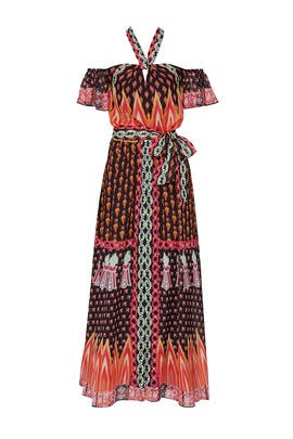 Millais Twist Maxi by Temperley London