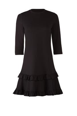 Subtle Ruffle Dress by byTiMo