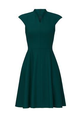 Green Ruth Dress by M.M.LaFleur