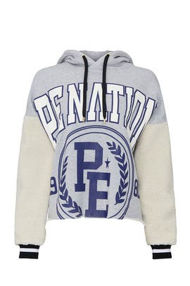 Collegiate Squad Hoodie by P.E Nation