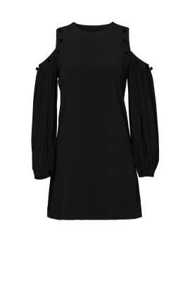 Black Claudette Dress by Alexis