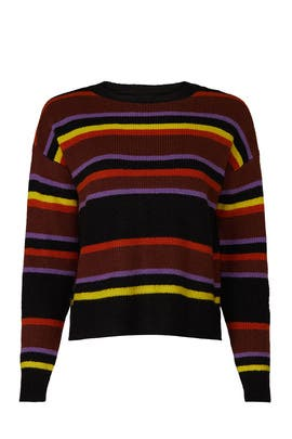 Striped Sweater by Love, Whit by Whitney Port