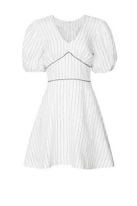 White Erin Dress by N12H