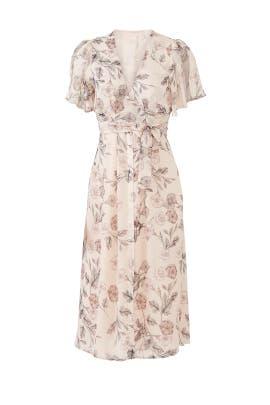 Azaela Wrap Dress by ASTR