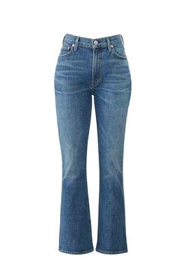 Demy Crop Flare Jeans by Citizens Of Humanity