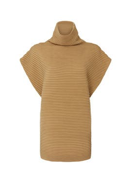 Funnel Neck Ottoman Sweater by Victoria Victoria Beckham