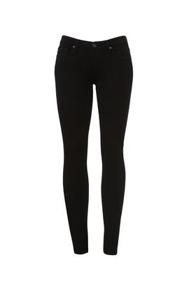 The Legging Ankle Jeans by AG