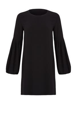 Black Claudia Dress by Elizabeth and James