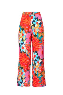 97c5e2a680 Floral Arlene Pants by Mara Hoffman for  60
