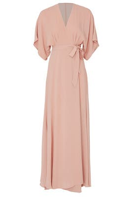 Blush Winslow Maxi by Reformation