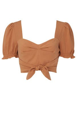 Lola Crop Top by The Odells