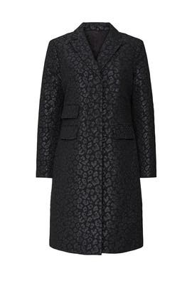 Leopard Slim Coat by Great Jones
