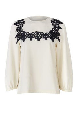 Snow White Top by See by Chloe