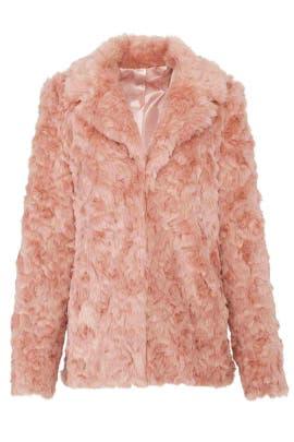 Faux Fur Park Ave Jacket by Show Me Your Mumu