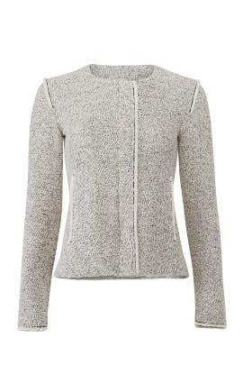 Cream Tweed Jacket by Slate & Willow