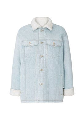 Denim Bailey Jacket by 3x1