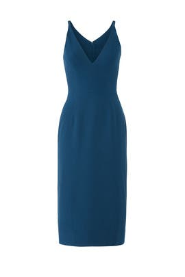 Blue Lyla Sheath by Dress The Population