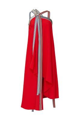 Grosgrain Tie Dress by MONSE