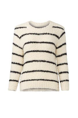 Fuzzy Teddy Sweater by VINCE.