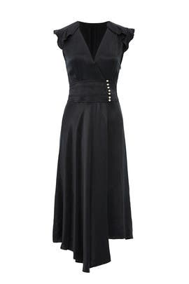 Black Coralie Dress by ba&sh