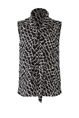 Handkerchief Blouse by DEREK LAM