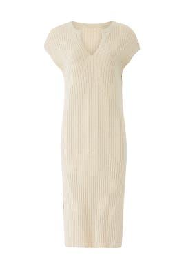 Rib Midi Dress by 525 America