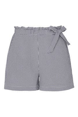 Gwen Gingham Shorts by Greylin