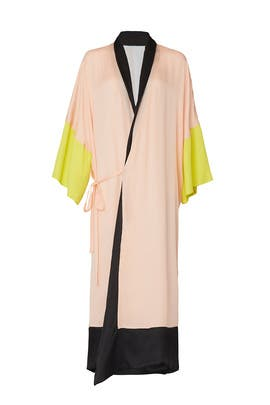 Multicolored Kimono by Haider Ackermann