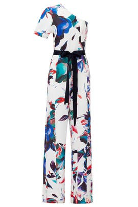 Abstract Khan Jumpsuit by Sachin & Babi