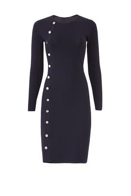 Navy Button Sheath by Slate & Willow