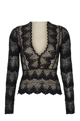 Victorian Top by Nightcap