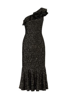 Evadene Sequin Dress by Shoshanna
