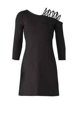 Black Rosie Dress by Susana Monaco