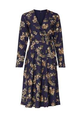 Juliet Faux Wrap Dress by Hutch