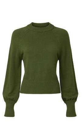 Olive Pullover Sweater by Marissa Webb Collective