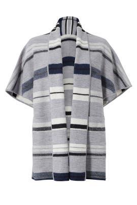 Grey Blanket Cardigan by Derek Lam 10 Crosby
