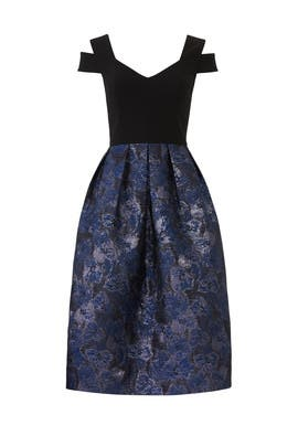 Floral Whitney Dress by Hutch