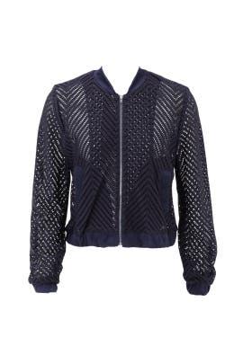Mila Bomber Jacket by Waverly Grey