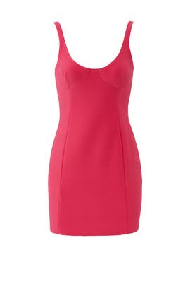 Magenta Amelie Dress by Bec & Bridge