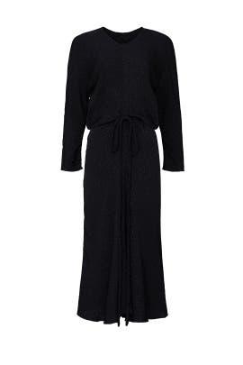 Bat Long Sleeve Dress by NISSA