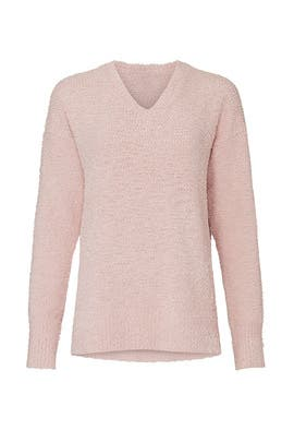 V-Neck Teddy Sweater by Sanctuary