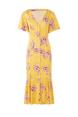 Searing Soul Midi Dress by somedays lovin