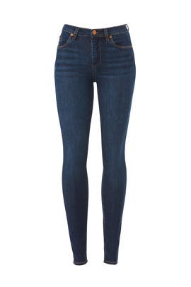The Great Jones High Rise Skinny Jeans by BlankNYC