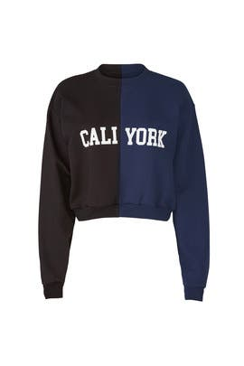 538e9a9010e040 CaliYork Sweatshirt by Cynthia Rowley for $30 | Rent the Runway