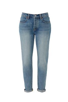 Josefin Slim Boyfriend Jeans by 7 For All Mankind