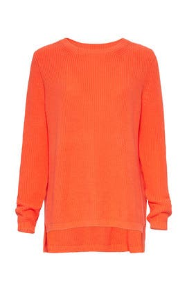 Emma Shaker Sweater by 525 America