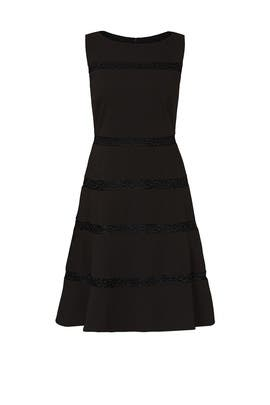 Marielle Combo Dress by Lauren Ralph Lauren