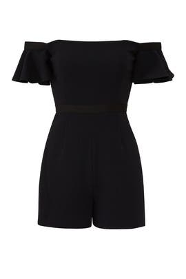 Lisa Romper by Rachel Zoe