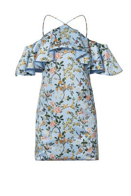Floral Anna Dress by AMUR